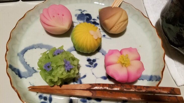 おかげさまお茶室🍵💠 魂と心のお茶室 in 京都4月4日